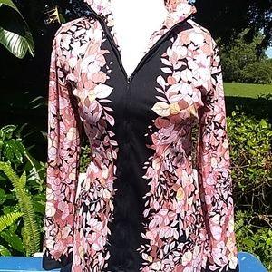 Diane Von Furstenberg top size small medium